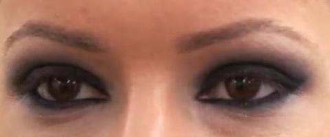 Medea Estilistas - Look Smoked Eyes - Medea Estilistas